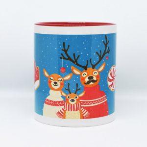 Cup – Reindeers