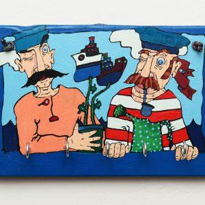 Painting – Fishermen