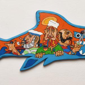 Painting Shark