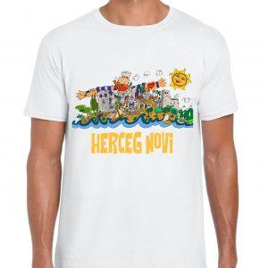 Man T-Shirt Herceg Novi 1