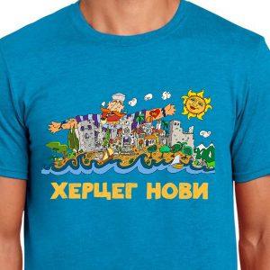 Man T-Shirt Herceg Novi 2